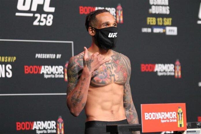 Andre Ewell UFC