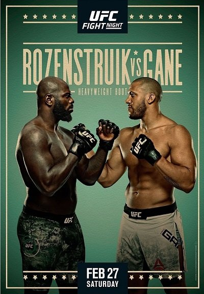 UFC Fight Night 186