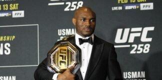 Kamaru Usman, UFC 258