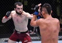 Timur Valiev and Martin Day, UFC Vegas 18