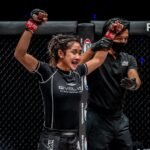 Victoria Lee, ONE Championship - Fists of Fury