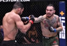 Rodolfo Vieira and Anthony Hernandez, UFC 258