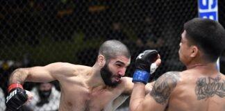 Aiemann Zahabi and Drako Rodriguez, UFC Vegas 19