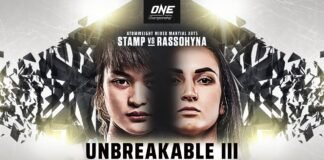 ONE Championship: Unbreakable III