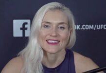 Yana Kunitskaya, UFC Vegas 19