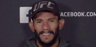 Rafael Alves UFC Vegas 19