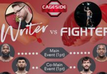 Writer vs Fighter UFC Vegas 20 Orion Cosce