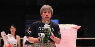 Ayaka Hamasaki, RIZIN 27