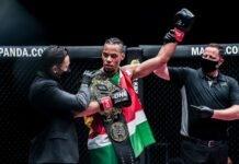 Regian Eersel, ONE Championship: Fists of Fury III