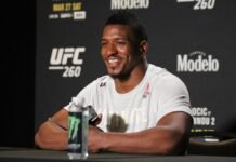 Alonzo Menifield, UFC 260
