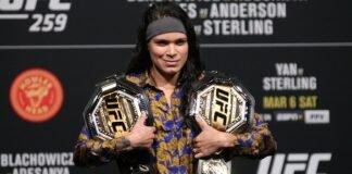 Amanda Nunes UFC 259