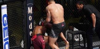 Darren Stewart and Eryk Anders, UFC Vegas 21