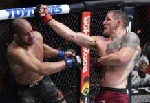 Abu Azaitar and Marc-Andre Barriault, UFC 260