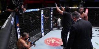 Belal Muhammad and Leon Edwards, UFC Vegas 21