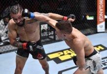 Rogerio Bontorin and Kai Kara-France, UFC 259