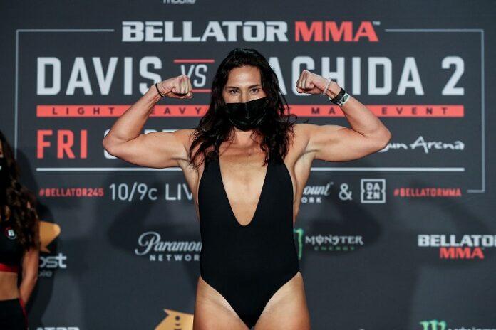 Cat Zingano Bellator MMA