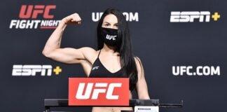 Cheyanne Buys UFC