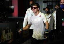 Cody Durden UFC