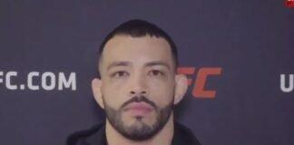 Dan Ige UFC Vegas 21 VMD