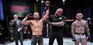 Dan Ige and Gavin Tucker, UFC Vegas 21