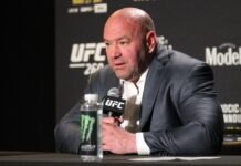 Dana White, UFC 260