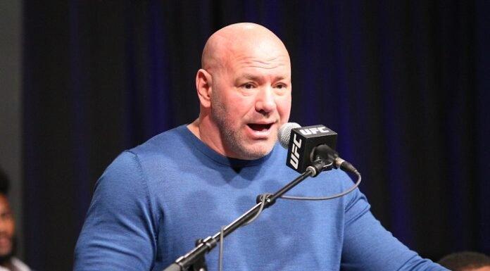 Dana White, UFC 259 presser