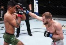 Jonathan Martinez and Davey Grant, UFC Vegas 21