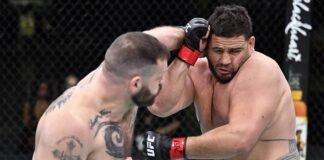 Harry Hunsucker and Tai Tuivasa, UFC Vegas 22