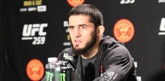 Islam Makhachev, UFC 259
