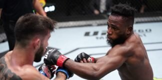 Manel Kape Matheus Nicolau UFC Vegas 21