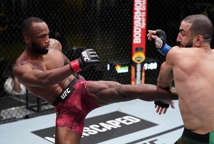 Leon Edwards and Belal Muhammad, UFC Vegas 21