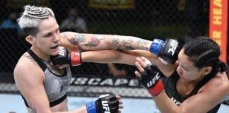 Macy Chiasson and Marion Reneau, UFC Vegas 22