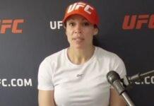 Marion Reneau UFC Vegas 22 VMD