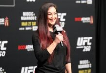 Miesha Tate, UFC