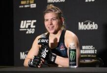 Miranda Maverick, UFC 260