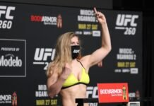 Miranda Maverick UFC