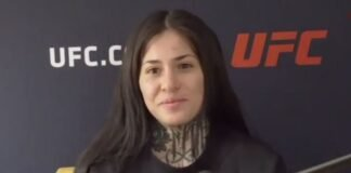 Montserrat Ruiz UFC Vegas 22 VMD