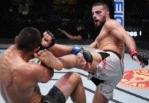 Nasrat Haqparast and Rafa Garcia, UFC Vegas 21