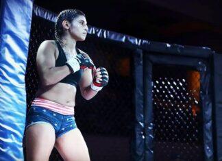 Natalie Salcedo, Amateur MMA fighter
