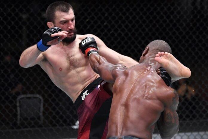 Jared Gooden and Abubakar Nurmagomedov, UFC 260