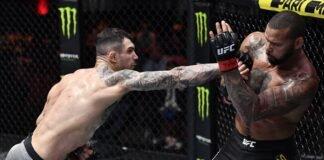 Aleksandar Rakic and Thiago Santos, UFC 259