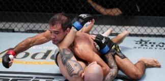 Rani Yahya and Ray Rodriguez, UFC Vegas 21