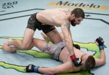 Matthew Semelsberger and Jason Witt, UFC Vegas 21