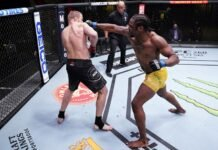 Ryann Spann and Misha Cirkunov, UFC Vegas 21