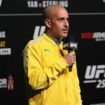 Jon Anik, UFC 259 weigh-in