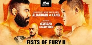 ONE Championship: Fists of Fury II
