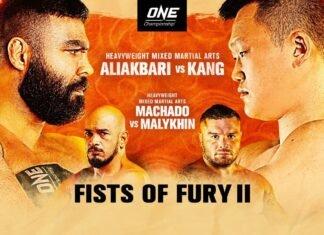 ONE Championship: Fists of Fury II