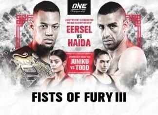 ONE Championship: Fists of Fury III
