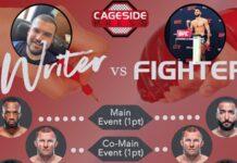 Writer vs Fighter UFC Vegas 21