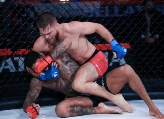 Mads Burnell Bellator MMA